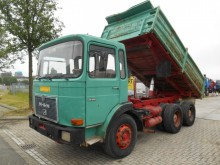 camión MAN 26.281 Kipper 6x4 Engine: 361 Top Condition