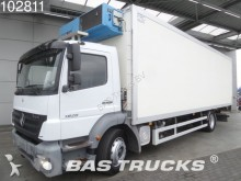 camion Mercedes Axor 1828 L 4X2 Manual Ladebordwand Euro 3