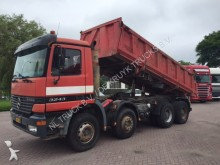 camion Mercedes Actros 3243 FULL STEEL 8x4