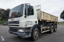 camión DAF DAF CF75-360 6X4 Tipper + Chassis Damaged