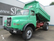camion MAN 9-192-HKA, 4X4, 3 way Tipper, Spring Susp.