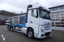 camion Mercedes Actros 2558 L 6X2 Euro6 Fahrgestell BDF Luft