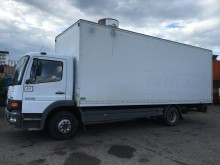 Mercedes plywood box truck