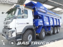 camion Volvo FMX 540 10X4 33 m³-Dumper-Pusher-55-Ton-Paylo