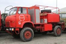camión bomberos Saviem