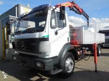 camión Mercedes SK 1824 + SPRING/SPRING + PALFINGER 10.5 TON/M +