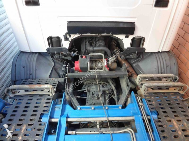 camion scania porte voitures p 94 6x2 gazoil euro 3. Black Bedroom Furniture Sets. Home Design Ideas