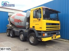 camion DAF 95 360 8x4, Manual, Steel suspension, Naafreduct
