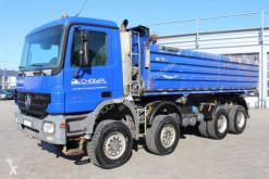 camion nc MERCEDES-BENZ - Actros 4141 8x6 Meiller-Kipper Bordmatik