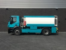 camion Iveco Trakker 4X2 TANK TRUCK 12600 LITERS