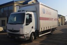 camion plateau ridelles bâché Renault