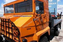 camión caja abierta teleros Pegaso
