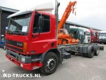 camión DAF CF 75 6x2 Euro 2 Manual