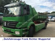 camion polybenne Mercedes