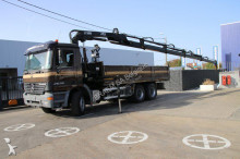camion Mercedes Actros 2635 K 6x4 - HIAB 144 (4X)