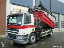 camión DAF FA 75 CF 310 Hiab 12 ton/meter Kran