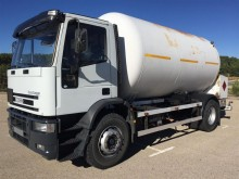 camión cisterna de gas usado