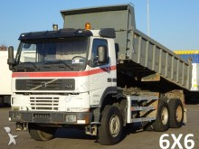 camión Volvo FM 12 340 6X6 TIPPER / FULL STEEL / BIG AXLE