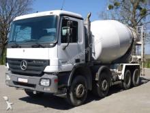 camion Mercedes Actros 3236 8x4 EURO4 BETONMISCHER STETTER 9m3