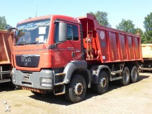camion MAN TGS 41.390 8X4 FULL STEEL 20M3