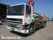 camion DAF CF 85 340 6x2 steel euro 2