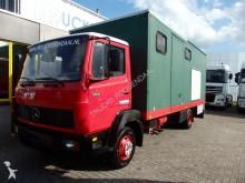 camion Mercedes 914 + 2xhorse + manual + livingroom 6CYLINDER