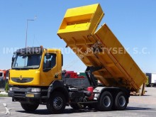 camion benne Renault