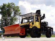 camión Unimog U1250 / / PŁUG / KOSIARKA / HDS /