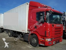 camion Scania 114 L-340 Möbelkoffer