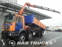 camión MAN 41.414 M 8x8 8X8 Manual Big-Axle Steelsuspension