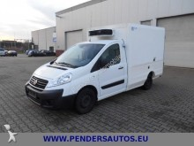 camion Fiat Scudo Tiefkühlkoffer **CARRIER**