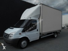 camión Ford Transit 350 TDCI 115 Koffer mit Ladebordwand