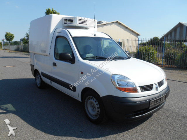 used renault refrigerated truck kangoo 70 dci tiefk hlkoffer diesel n 1746680. Black Bedroom Furniture Sets. Home Design Ideas