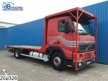 camión Volvo FH12 420 Manual, Steel suspension
