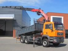 camión MAN TGA 26.350