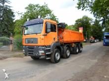 camion MAN TGA 37.440/8x4