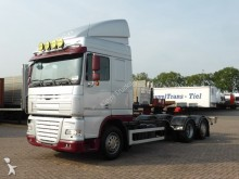 camion DAF XF 105.460 9T FRONT AXLE 533TKM