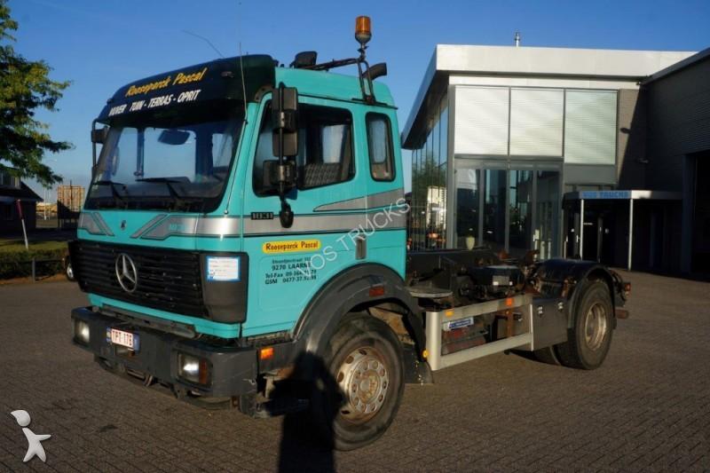 Camion scarrabili, 877 annunci di camion scarrabili usati