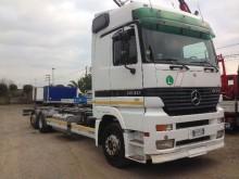 camion Mercedes Actros