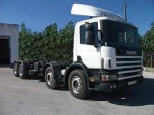 camión Scania P114 GA 340