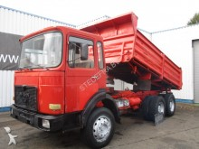 camion MAN 26-240, 6X4, 3 Way Tipper, Spring susp.