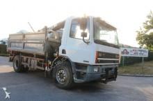 camión DAF 65 ATI 210 - KIPPER + KRAAN