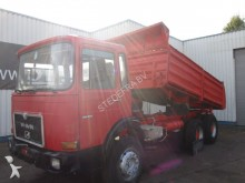 camion MAN 26-281, 6X4, 3 Way Tipper, Spring susp.