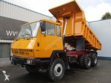 camión Steyr 1491, 6X4, Tipper, Spring susp.