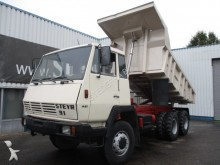 camion benne Steyr