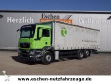 camion MAN TGS 26.320 L 6x2, 8.550 mm Laderaumlänge !