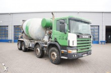 camion Scania 124-360 8x4 manual Full steel Suspension