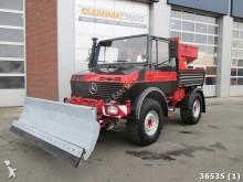 camión Unimog U 1200/424C 4x4 Winterdienst