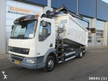 camión DAF FA 45 LF 220 Euro 5 Hiab 8 ton/meter Kran