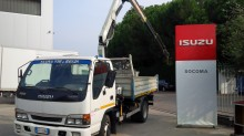 camion ribaltabile trilaterale Isuzu
